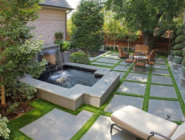 Great Small Backyard Ideas gallery of back garden design ideas on back garden ideas 18 Great Design Ideas For Small City Backyards Style Motivation