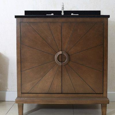 """Legion Furniture 30"""" Single Bathroom Vanity Set"""