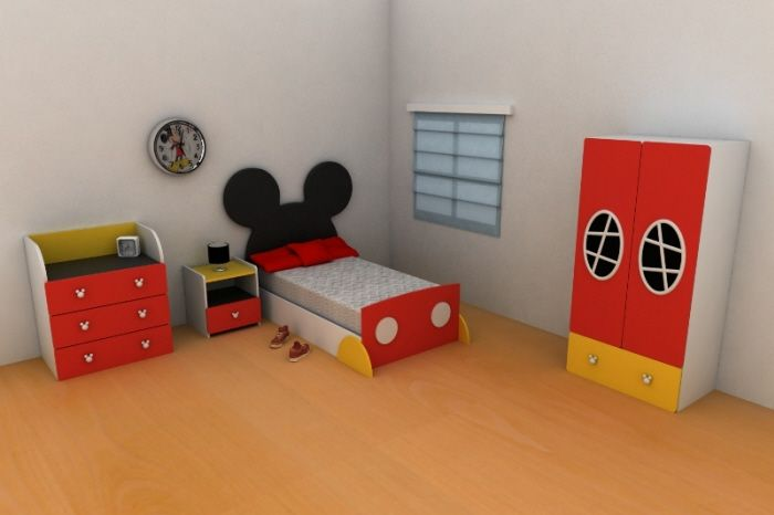 mickey ear\'s bed | disney porcelana | Pinterest | Muebles infantiles ...