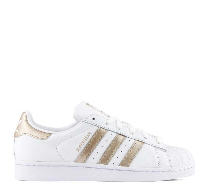 best service 12071 7b24a Adidas Superstar CG5463 Women s Sneaker in White and Cyber Metallic A new  take on the signature Superstar by Adidas. The same great comfort and  design, with ...