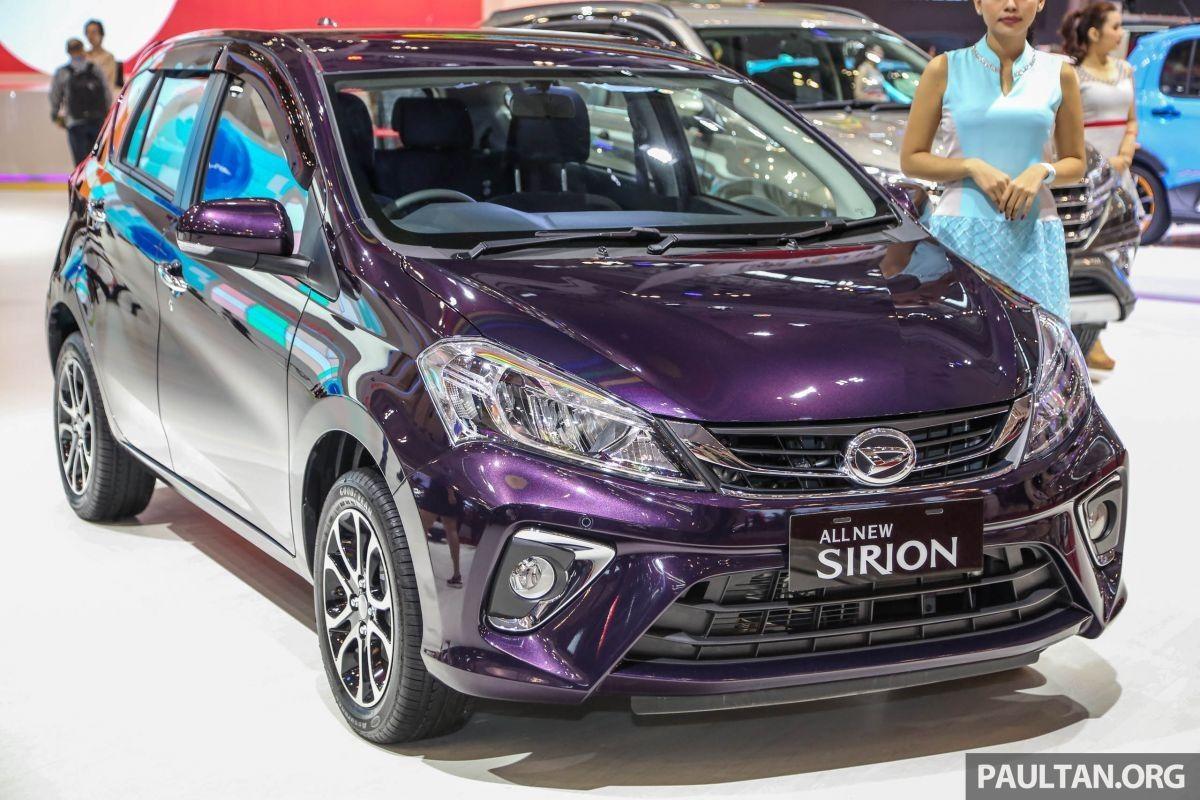 Daihatsu Sirion Purple 2019 Daihatsu Suv Vehicles