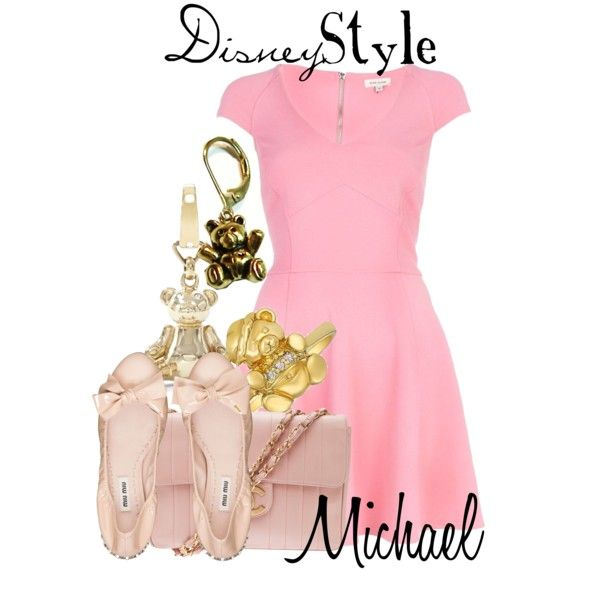 Disney Style : Michael