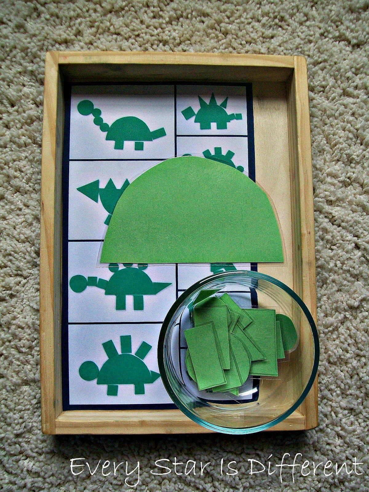 Dinosaur Unit W Free Printables