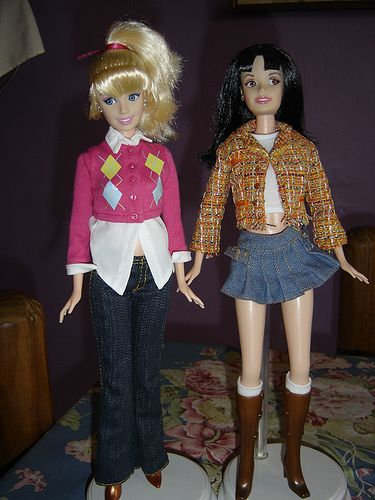 f88ea74cff3 Mattel Dolls Betty & Veronica (archie comics) by FORGET ME NOT!!!, via  Flickr
