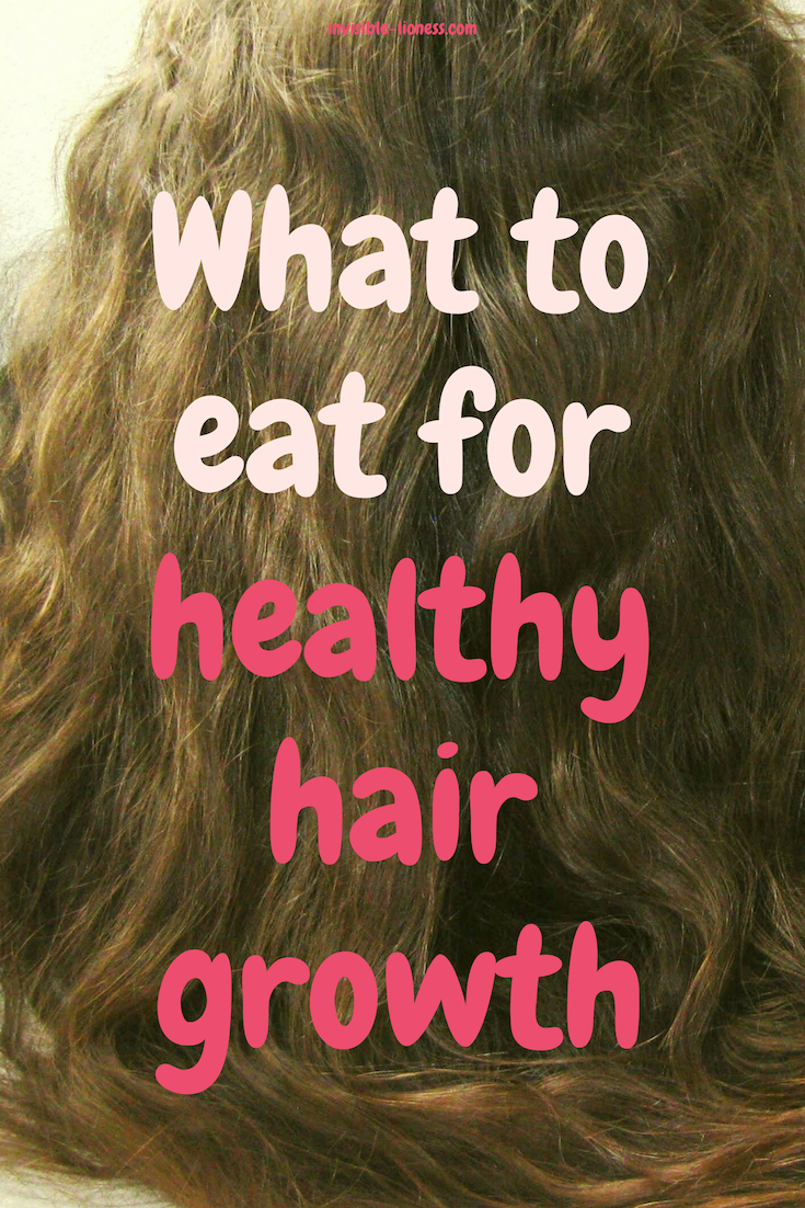 Looking for inspiration for a hair diet for longer thicker and healthier hair Check out this list of foods you should eat for healthy hair growth