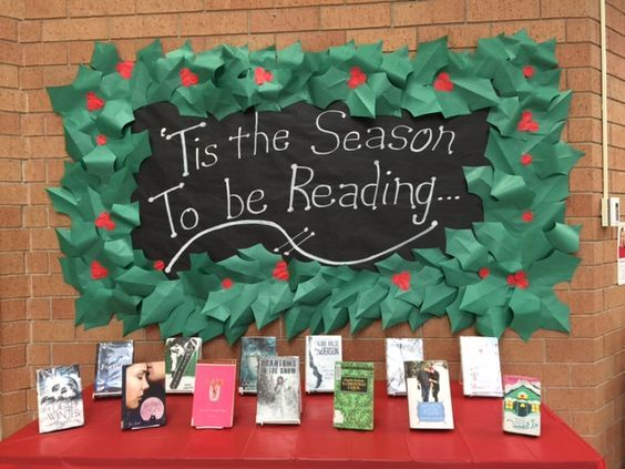 best library books 18 times libraries had the best holiday displays ever display