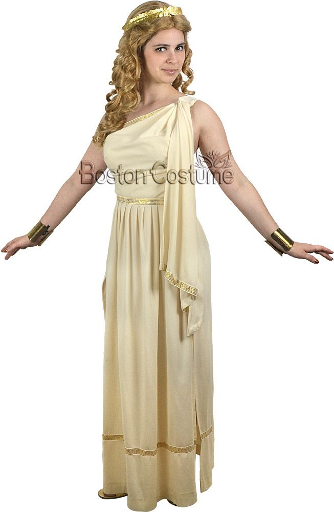 64f20d0f6 Roman Costumes for Women | Greco-Roman Woman Costume | 50's dress in ...