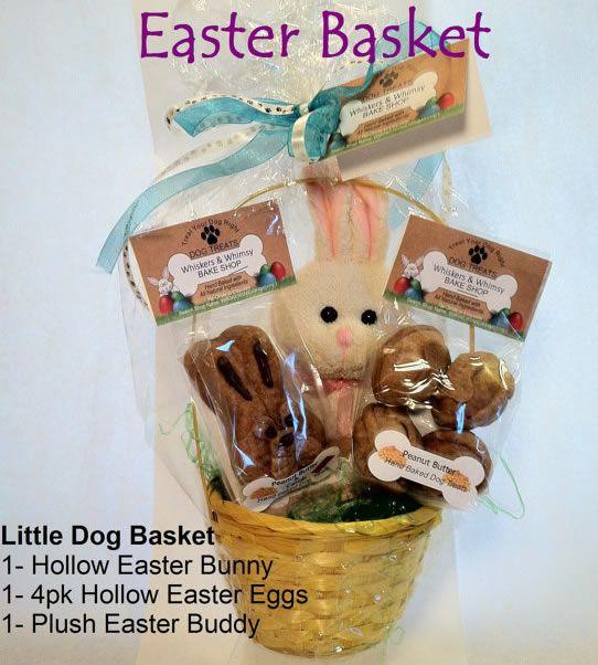 Dog treat easter basket easter dog treats pinterest dog dog treat easter basket negle Images