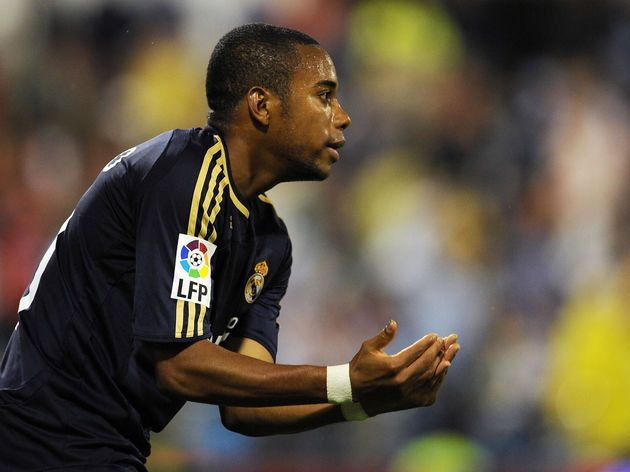 dc7da6fa6 Robinho  Chelsea printed shirts with my name on so Real Madrid sold me to  City  Robinho has revealed that he wanted to leave Real Madrid…