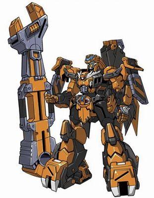 Gunleon - Super Robot Wars Wiki