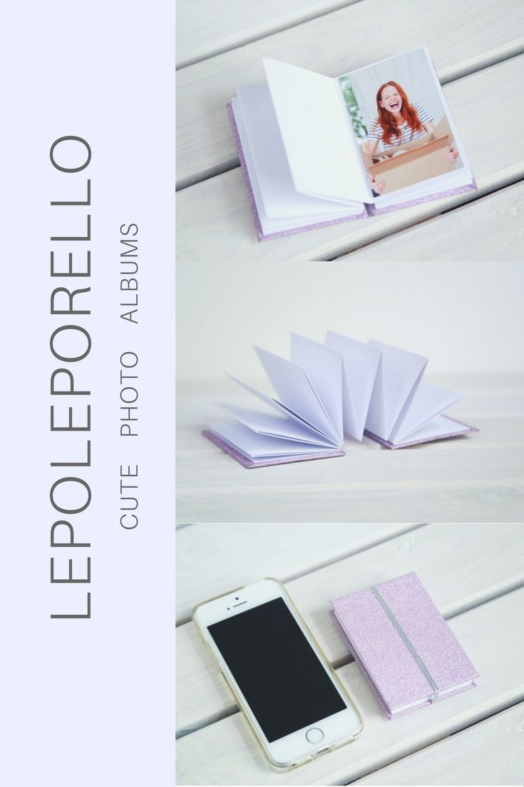 Instax Mini Album For 10 14 18 Photos Leporello Pinterest Mini
