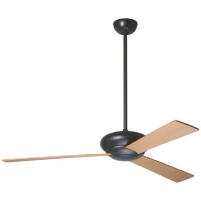 Altus Ceiling Fan with Optional Light by Period Arts Fan Company found on lumens site