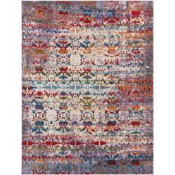 alfombra de tejido plano benuta Cuma Multicolor 120×170 cm – alfombra vintage en el aspecto usado benuta