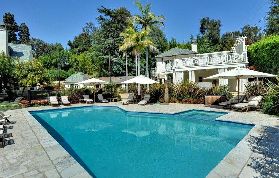 9555 Heather Rd Beverly Hills Piscinas Y Vías