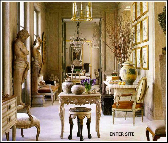 Fabulous Italian Interior Design Italian Country Home Amp