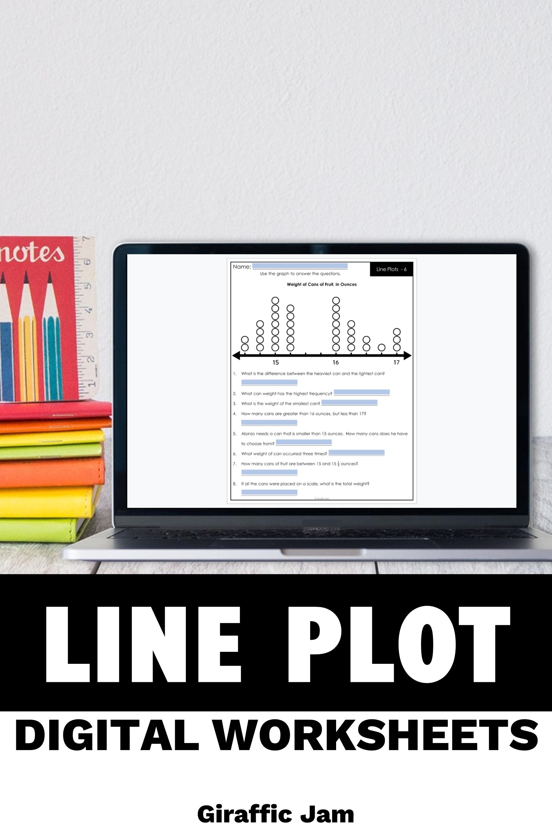 Line Plots Digital