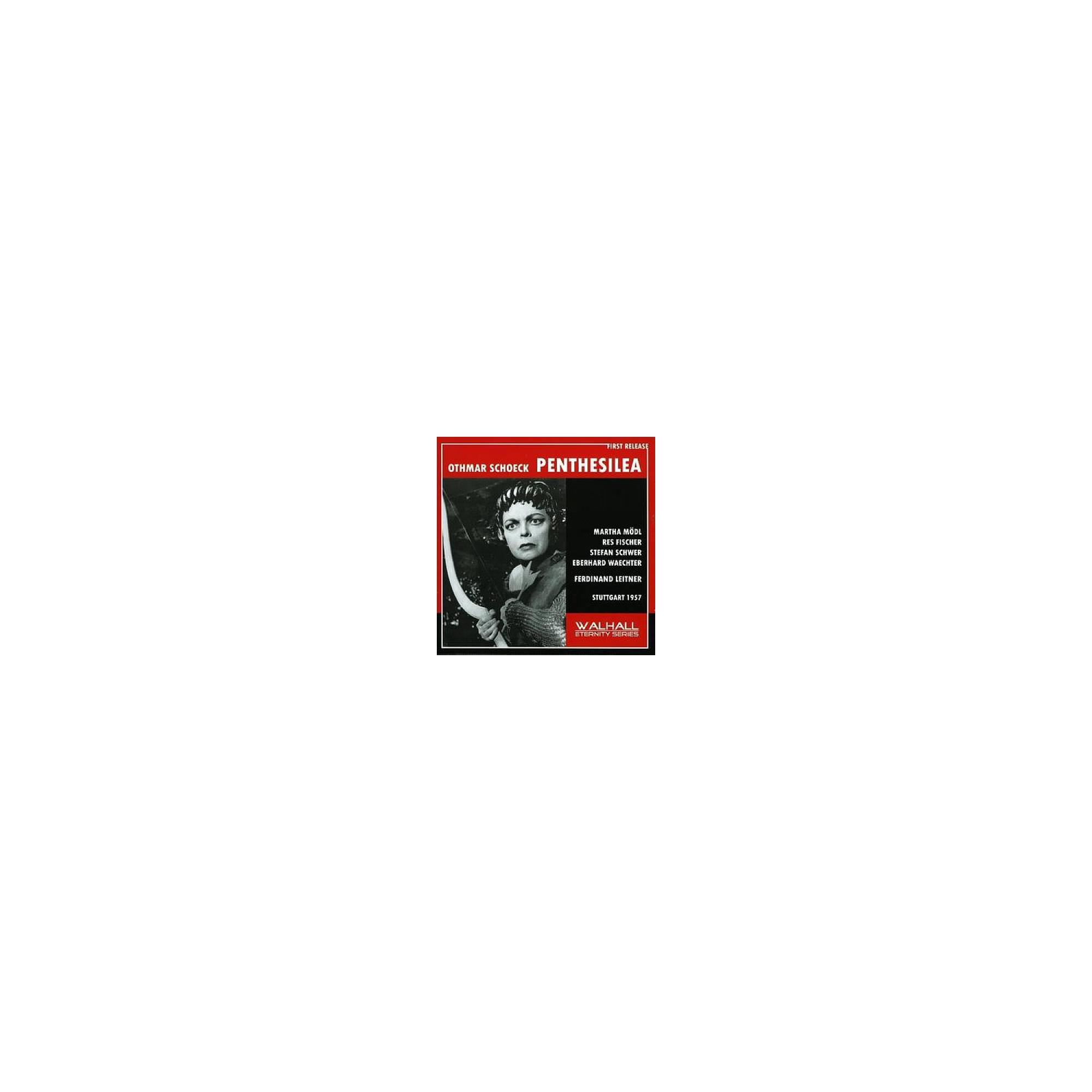 Martha modl - Schoeck:Penthesilea (CD)