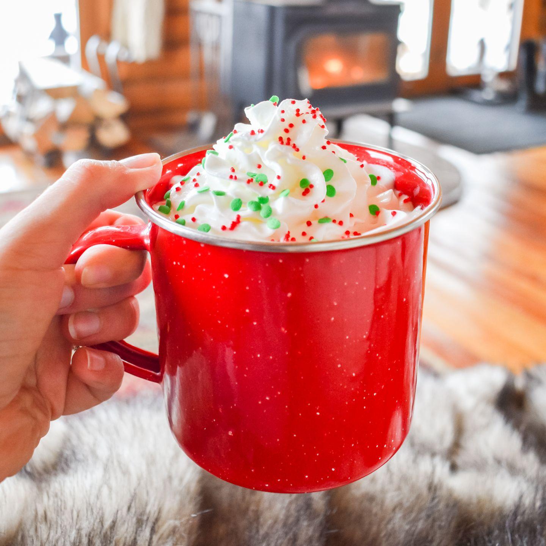 Santa's Christmas Coffee Recipe Food recipes