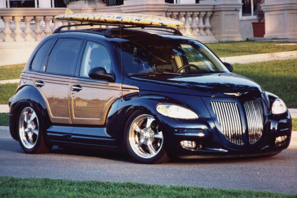 2001 Chrysler Pt Cruiser Lot 1230 Barrett Jackson Auction