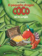 el pequeño dragon coco en la jungla-ingo siegner-9788424636319
