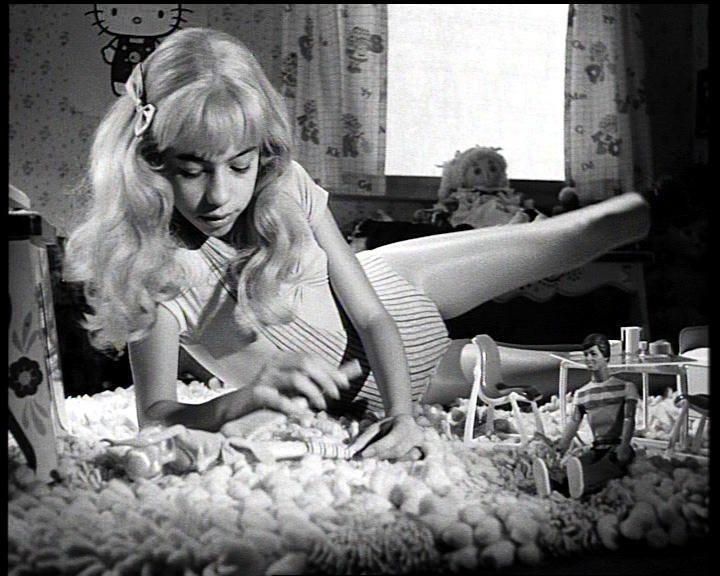 Sofia Coppola In Tim Burtons 1984 Short Film Frankenweenie