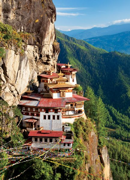 Places To See Before You Die Paro Valley Bhuten - 24 unbelievable places you must see before you die