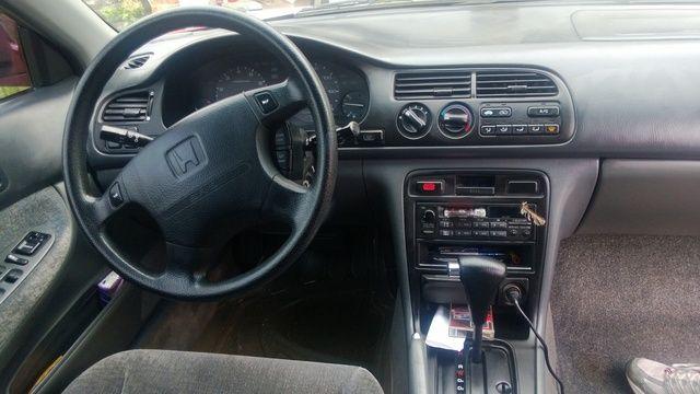 Picture Of 1997 Honda Accord Ex Wagon Interior Honda