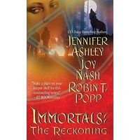 The Reckoning (Immortals, #8) by Jennifer Ashley - Reviews, Discussion, Bookclubs, Lists
