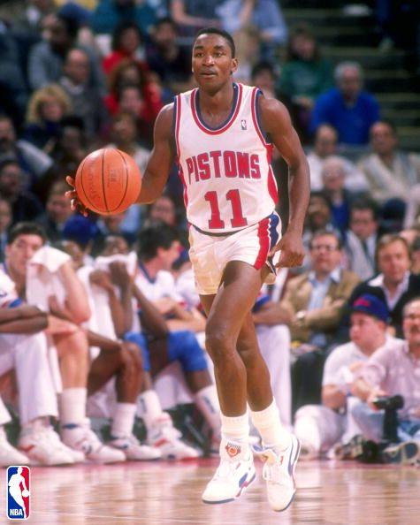 Point Guard - Isiah Thomas - A two time NBA champion ...