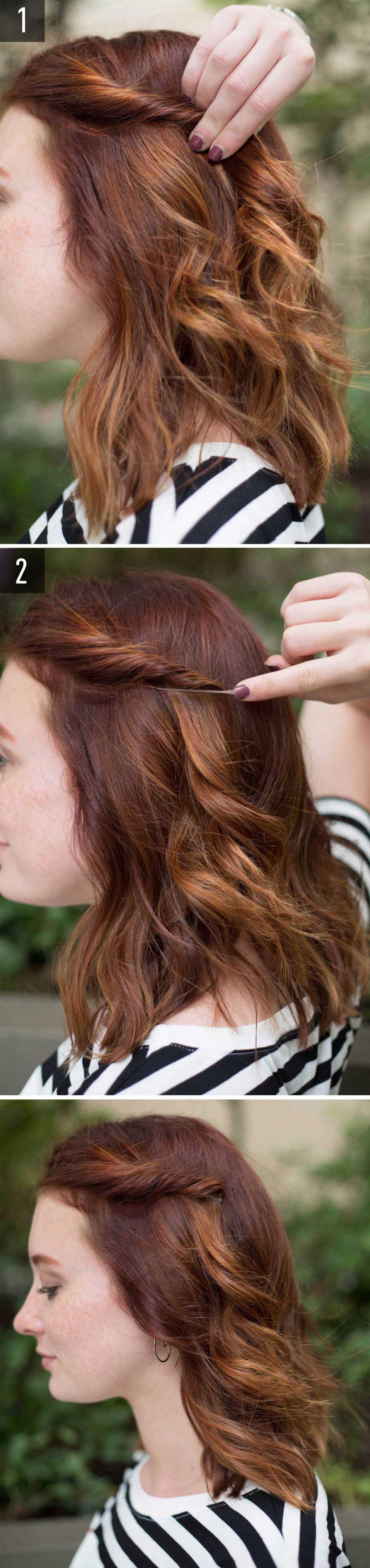 Torchon bon ton wavy bobs pinterest hair style hair dos and