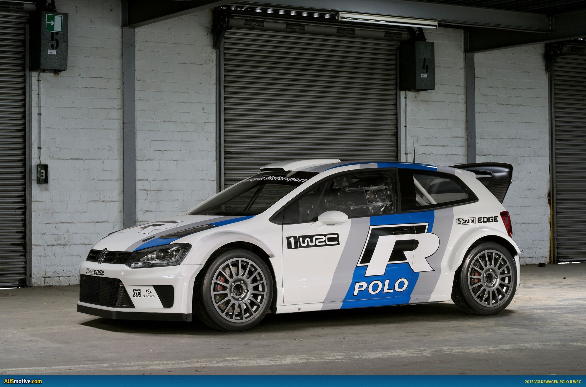 Vw Polo R Wrc Yeah I Like Rally Cars