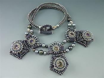 Laura McCabe- Georgian Jewel Necklace