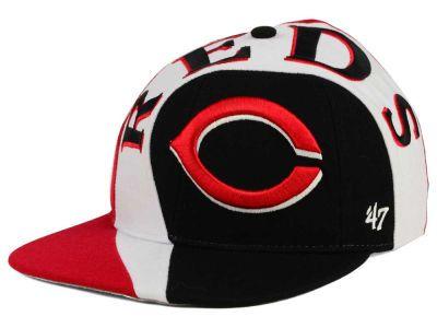 0320809d1f4 Cincinnati Reds  47 MLB  47 Circuit Snapback Cap