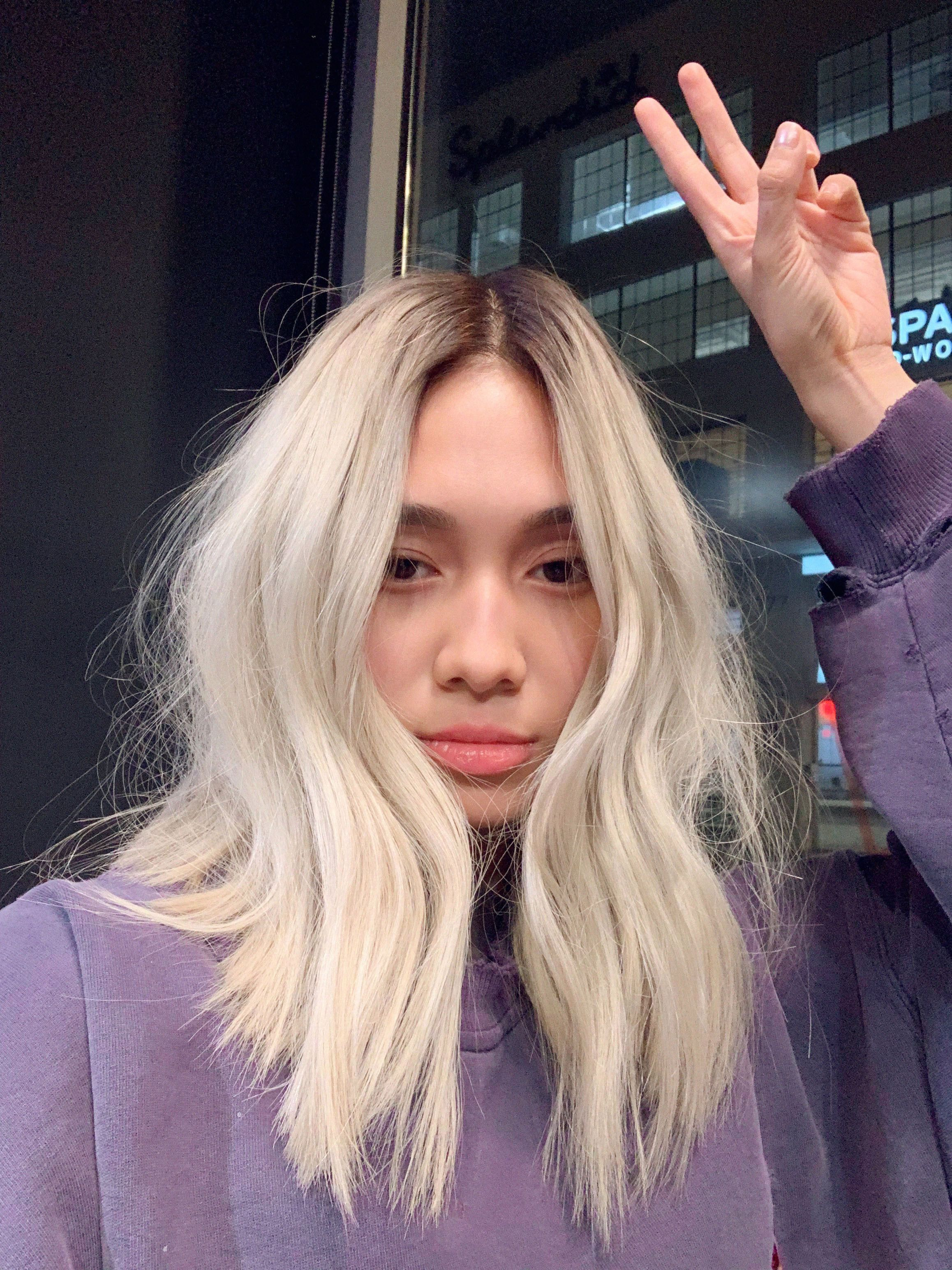 Niki S Debut Album Moonchild Is Her Own Otherworldly Safe Space In 2020 Hair Inspo Color Hair Color Chart Long Hair Styles