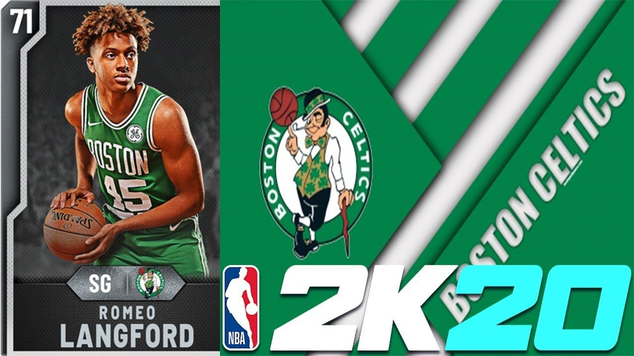 Romeo Langford Nba 2k20 Mix Nba Romeo Nba Video