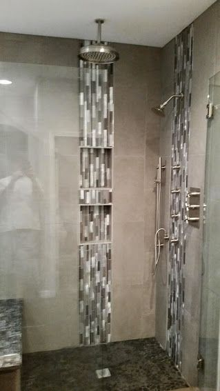 Add A Little Fun And Sparkle To Your Shower With Metallic