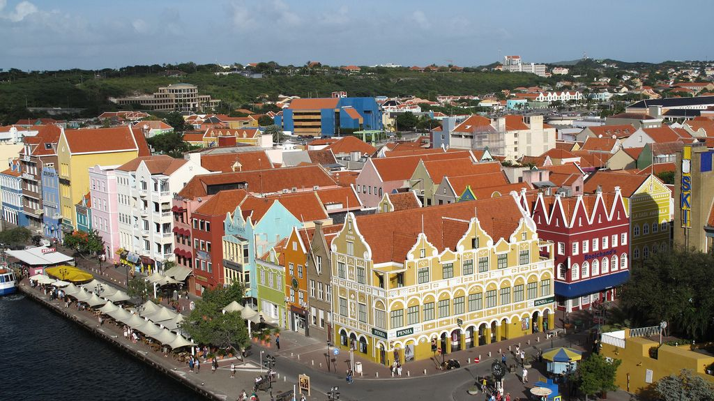 Willemstad, Curaçao, Caribbean: Picture-perfect Willemstad is the capital city of Dutch-influenced Curaçao in the southern Caribbean. It's d...