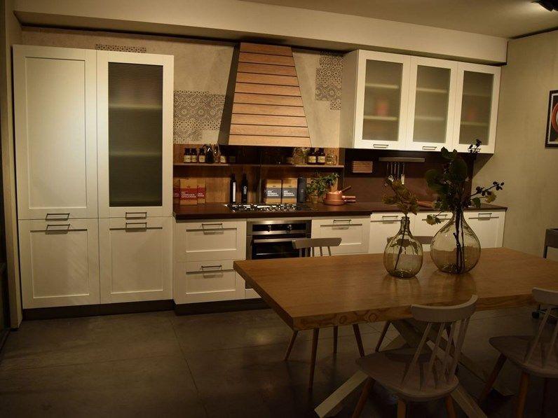 CUCINA Stosa cucine City PREZZO OUTLET | Cucina mamma nel ...
