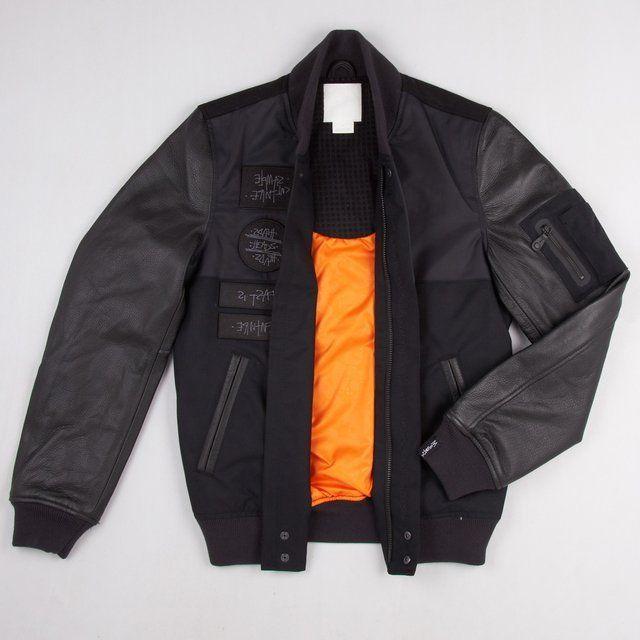 Nike Mo Wax Destroyer Jacket | Jackets, Menswear, Men design