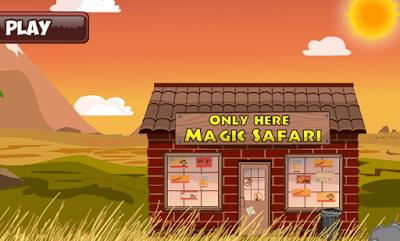 العاب ماجيك سفاري Safari Tetris