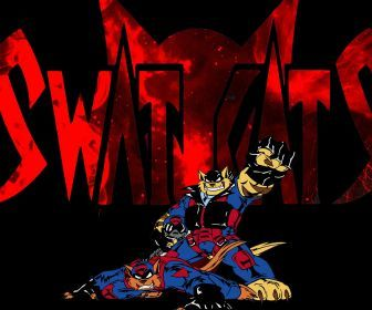 swat kats hd