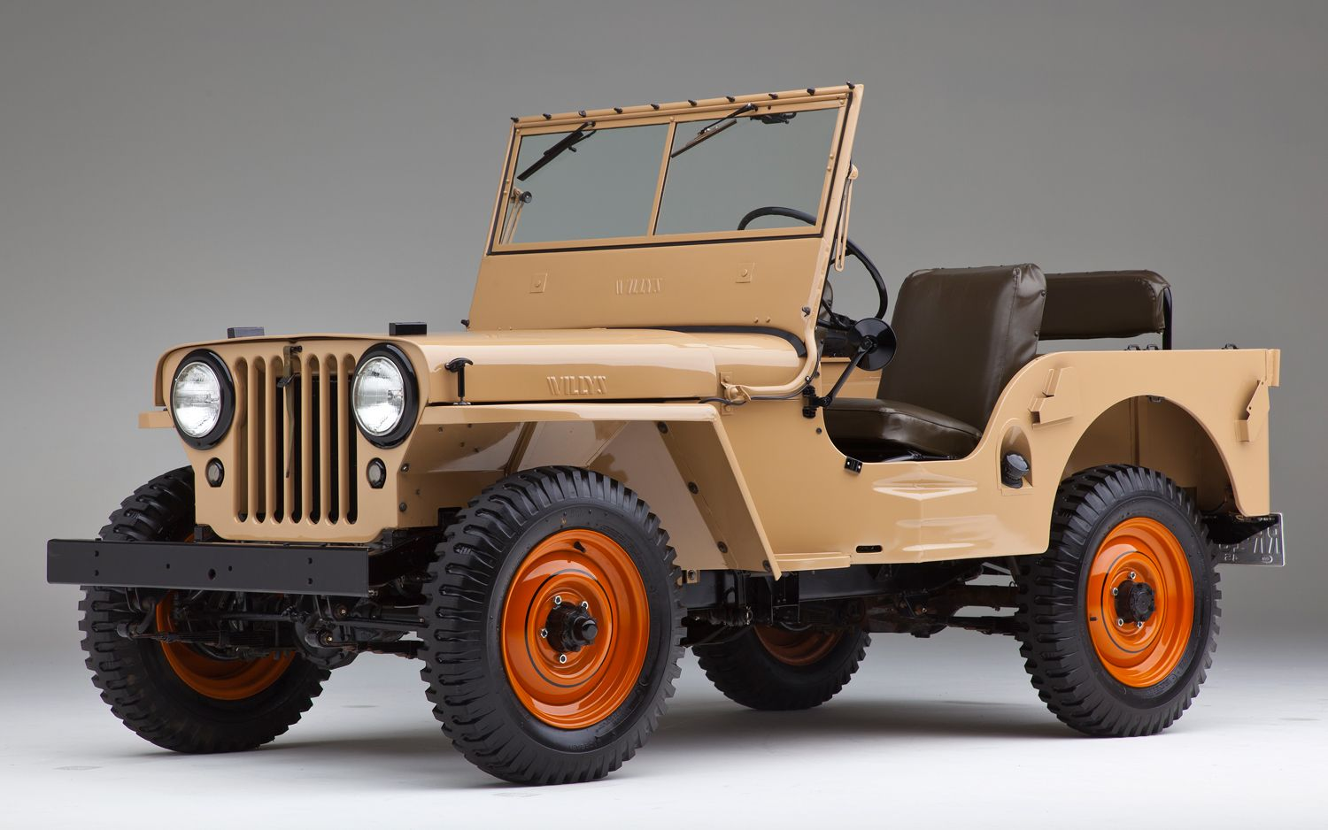 Freedom incarnate driving the jeep that won the war and america heart read more about this 1945 willys overland model from the truck and suv experts at