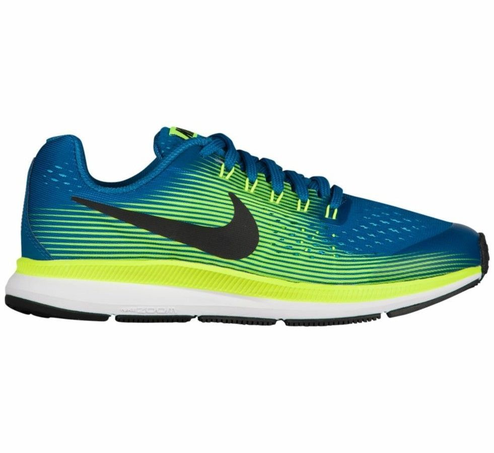 23f4945ed46a Nike Zoom Pegasus 34 GS Boys BRAND NEW Size 1.5 Youth US