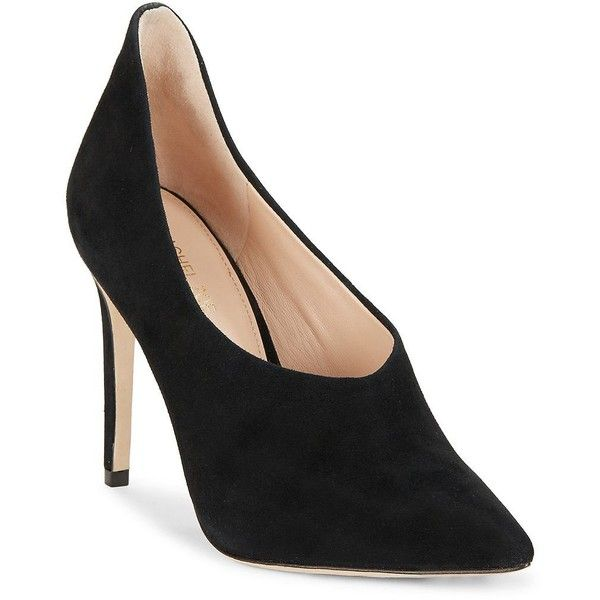 Rachel Zoe Suede Pointed-Toe Pumps best place to buy discount wide range of sale hot sale outlet finishline M7QyZO
