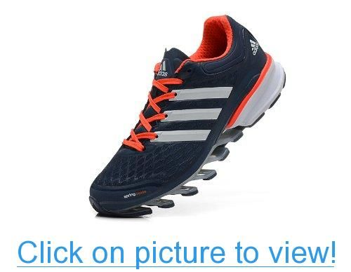 low priced c3ea8 1664a Adidas Springblade M 2014 New Mens Running Shoes Runner ...