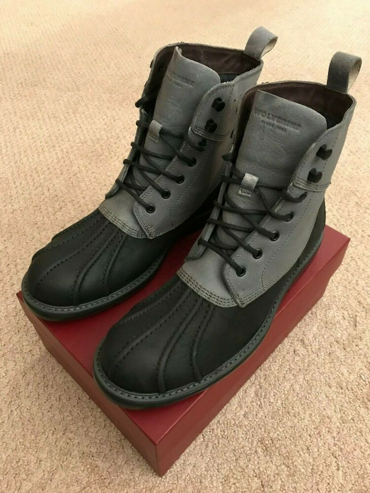 bb262253c02 WOLVERINE FELIX WATERPROOF DUCK LEATHER BOOT W40238 SZ US M 11.5 UK ...