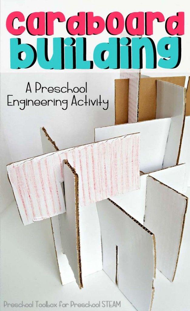 Get Started with STEAM Activities for Preschoolers ...