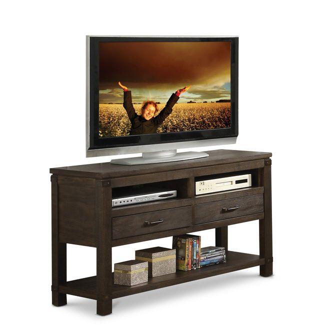 Promenade Sofa Or Console Table At Hom Furniture Furniture