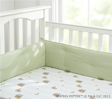 Peter Rabbit Fitted Crib Sheet Baby Crib Sheets Baby