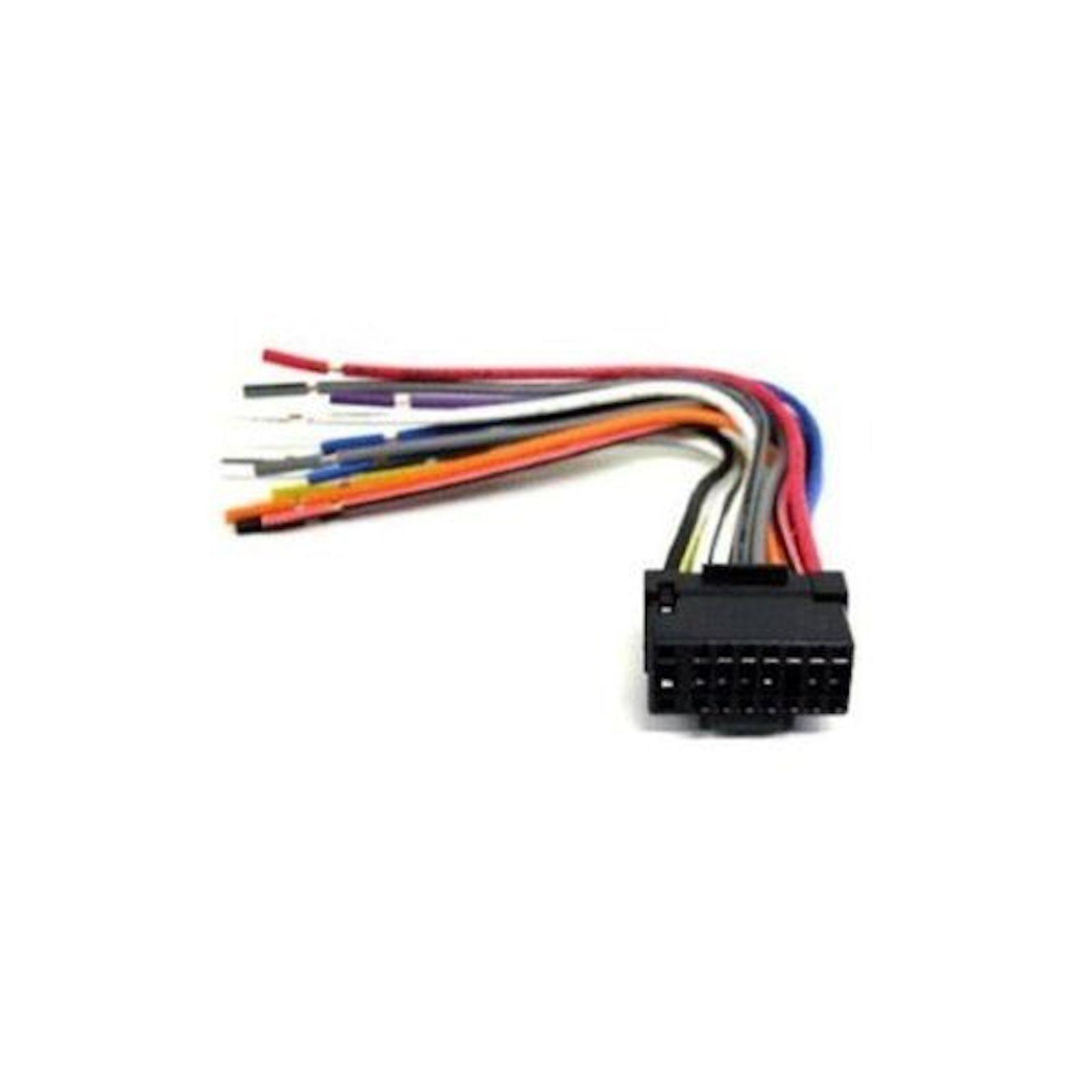 Alpine Wire Harness Ida X305s Iva D105 D106 D300 D310 Wiring Diagram 459